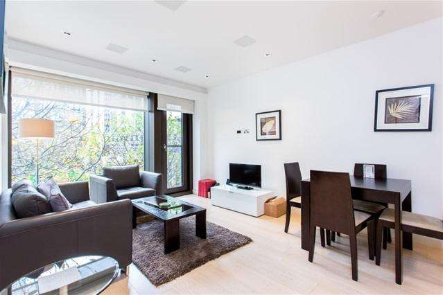1 Bedroom Flat for rent in Roman House, Wood Street, St Pauls