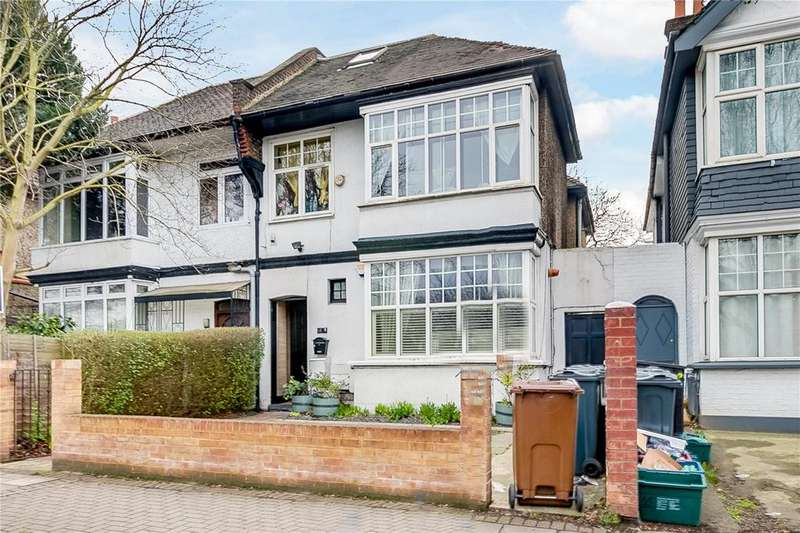 1 Bedroom Flat for sale in Ellesmere Road, Chiswick, London