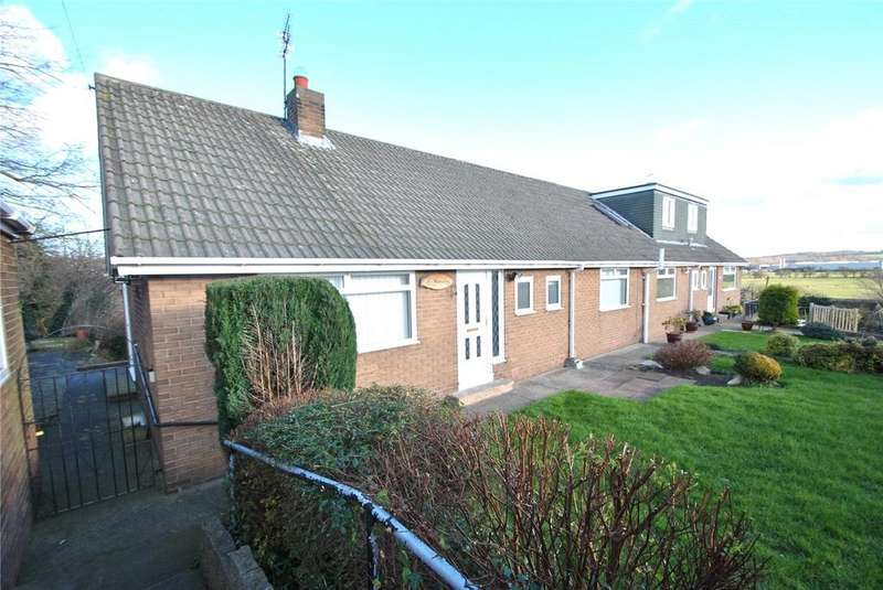 2 Bedrooms Semi Detached Bungalow for rent in Winters Bank, Houghton Le Spring, DH4