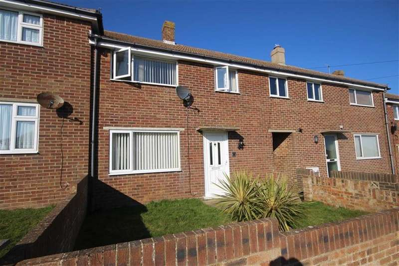 3 Bedrooms Terraced House for sale in Northdown Close, NEWHAVEN