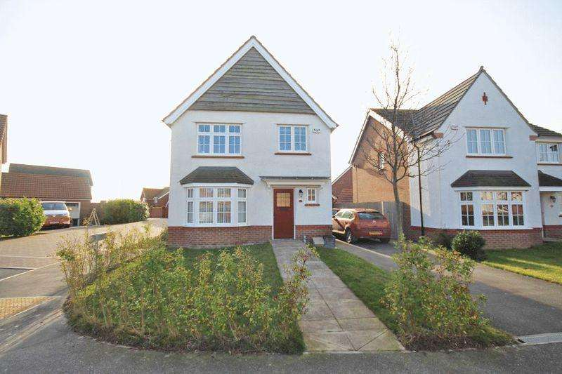 3 Bedrooms Detached House for sale in RINOVIA DRIVE, SCARTHO PARK