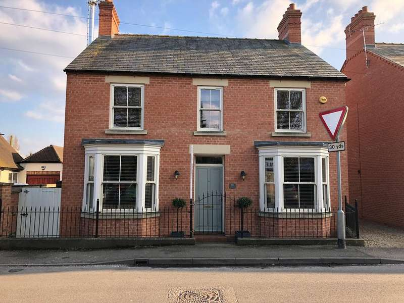 4 Bedrooms Detached House for sale in Love Lane, Spalding, PE11