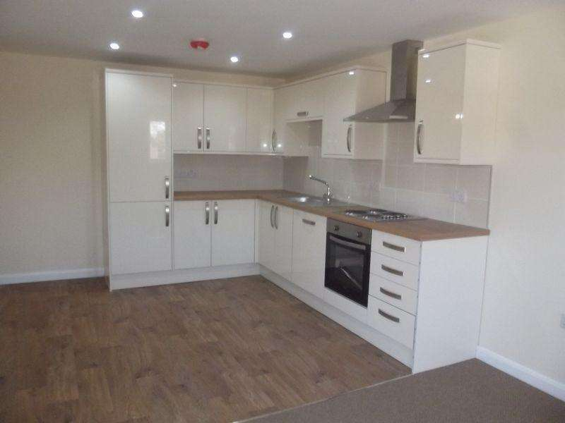 1 Bedroom Apartment Flat for rent in Bennetts Mill, Woodhall Spa