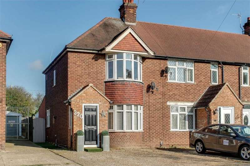 3 Bedrooms End Of Terrace House for sale in Cowdray Avenue, Colchester, CO1