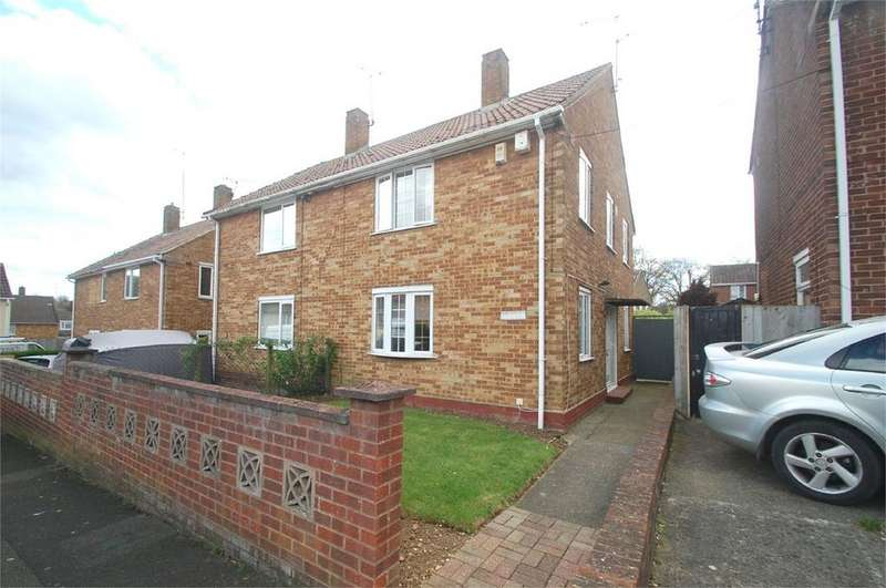 3 Bedrooms Semi Detached House for sale in Eastling Close, Gillingham, ME8