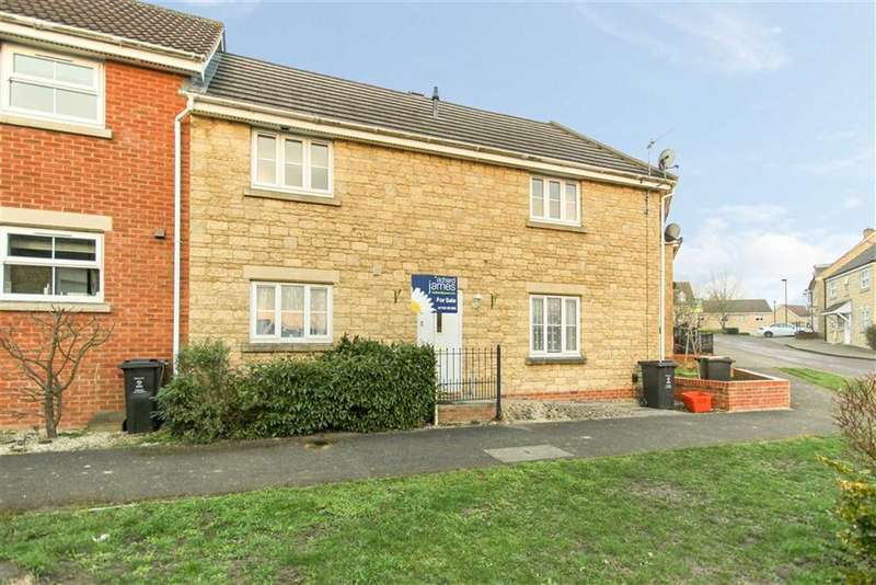 3 Bedrooms Terraced House for sale in Sawyer Road, Abbey Meads