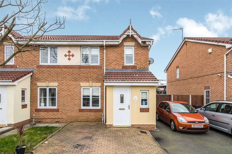 4 Bedrooms Semi Detached House for sale in Lingfield Close, Netherton, Bootle, L30