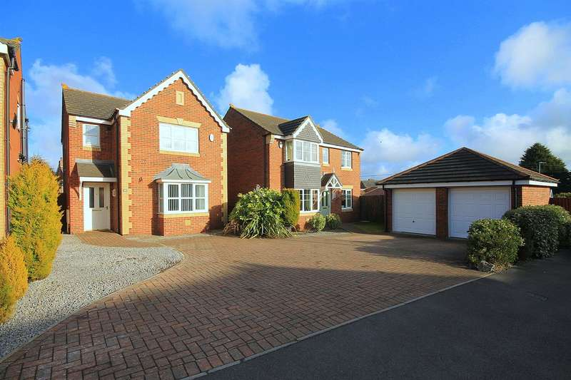 3 Bedrooms Detached House for sale in Cottingham Grove, Thornley, Durham