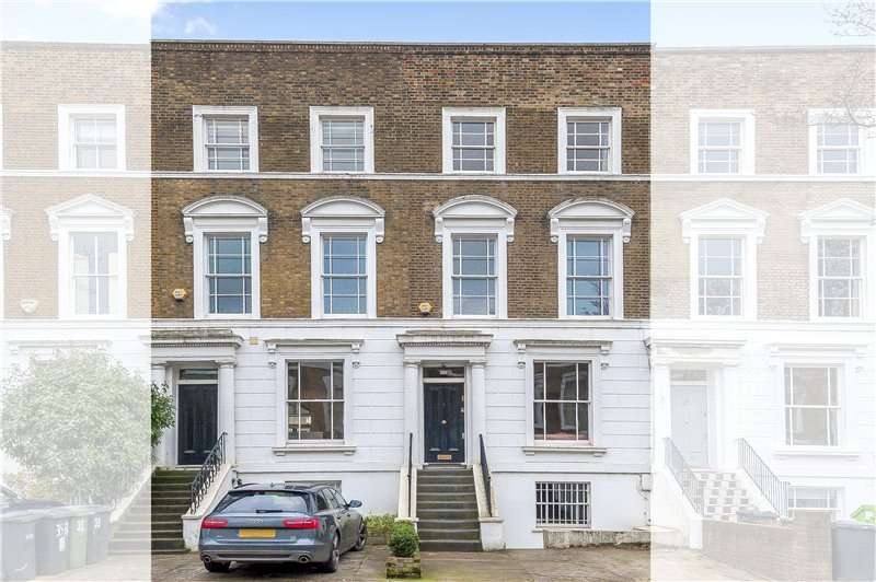 7 Bedrooms Terraced House for sale in Fentiman Road, Oval, London, SW8