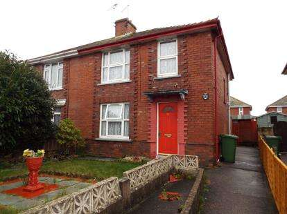 3 Bedrooms Semi Detached House for sale in Exeter, Devon, England