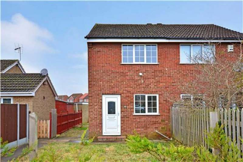 2 Bedrooms Property for sale in Silvertree Walk, Goole, DN14