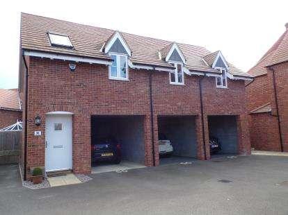 2 Bedrooms Maisonette Flat for sale in Cantley Road, Great Denham, Bedford, Bedfordshire