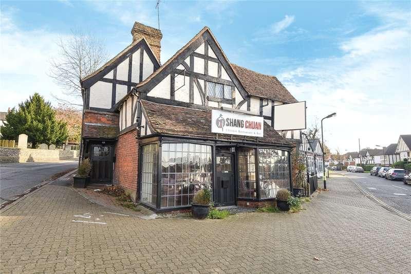 House for sale in High Street, Pinner, Middlesex, HA5