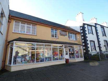 2 Bedrooms Terraced House for sale in Queens Street, Amlwch, Anglesey, North, LL68