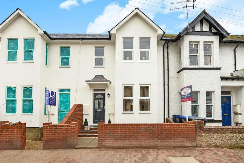 3 Bedrooms End Of Terrace House for sale in Broadwater Street East, Worthing