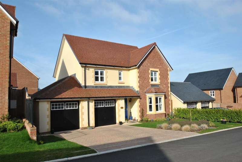 4 Bedrooms Detached House for sale in Ellicombe Close, Minehead