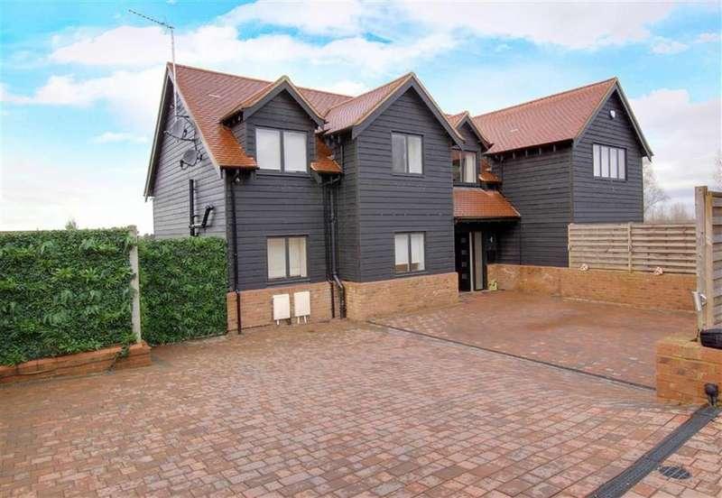 5 Bedrooms Detached House for rent in Allum Lane, Elstree, Hertfordshire