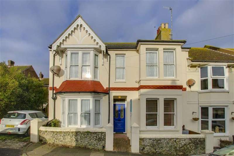 3 Bedrooms End Of Terrace House for sale in Lawes Avenue, Newhaven