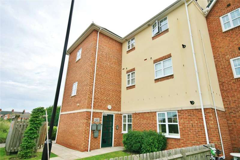 1 Bedroom Apartment Flat for sale in Partridge Close, Porters View, Crewe, Cheshire, CW1