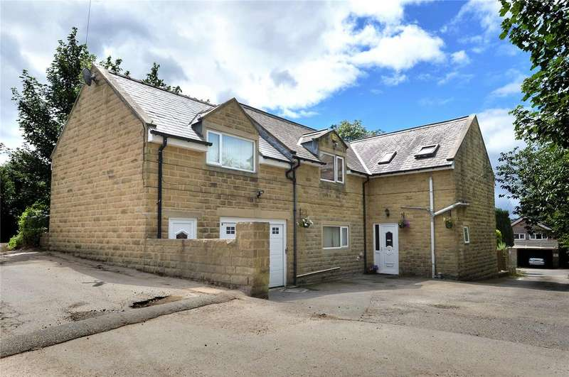 4 Bedrooms Detached House for sale in Paradise Fold, Bradford, West Yorkshire, BD7