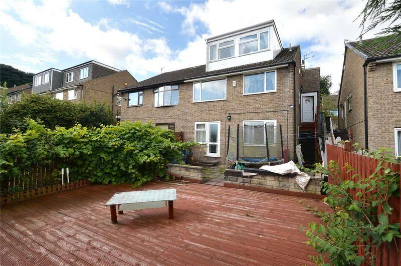 5 Bedrooms Semi Detached House for sale in Grey Friar Walk, Bradford, West Yorkshire, BD7