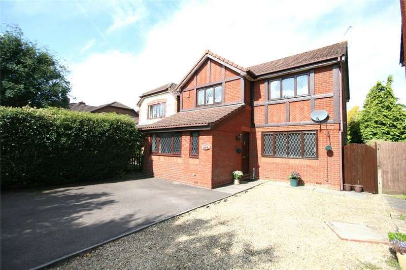 4 Bedrooms Detached House for sale in Leckhampton Gate, Shurdington Road, Cheltenham, GL51