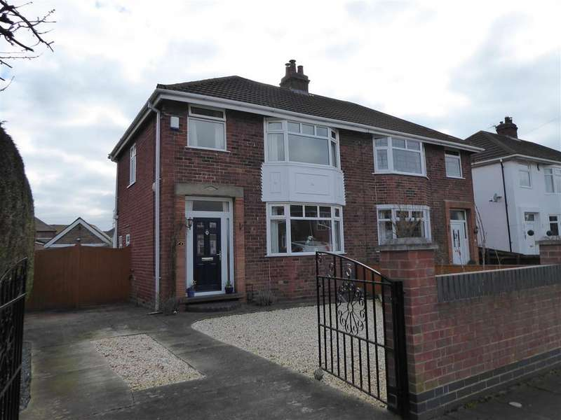 3 Bedrooms Semi Detached House for sale in Boundary Road, Scartho