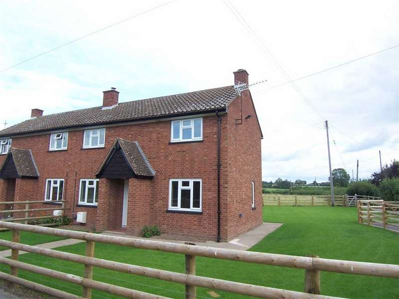 3 Bedrooms Semi Detached House for rent in Sutton St Nicholas, Hereford, Hereford, Herefordshire