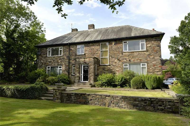 5 Bedrooms Detached House for sale in Allerton Road, Bradford, West Yorkshire, BD8