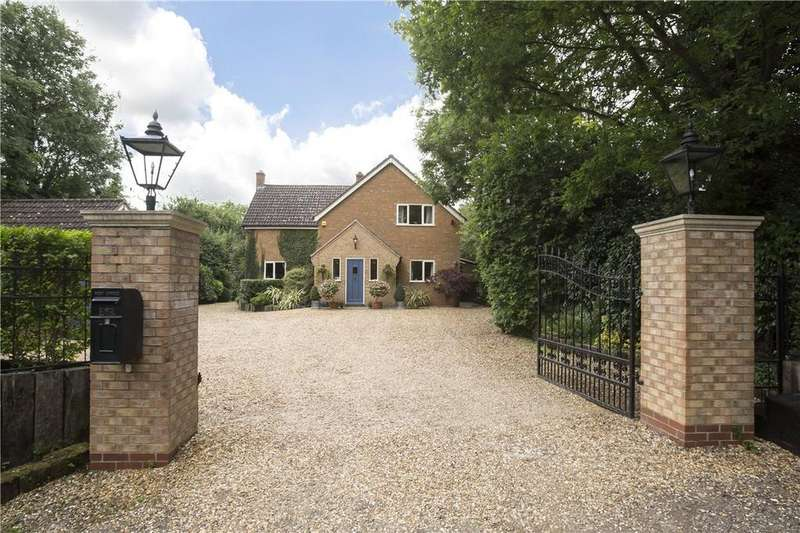 5 Bedrooms Detached House for sale in Hillside Lane, Arrington, Royston, Herts, SG8