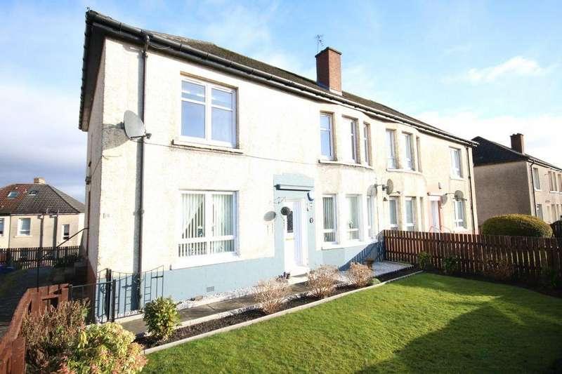 2 Bedrooms Flat for sale in 18 Strathord Street, Sandyhills, Glasgow, G32 7SR
