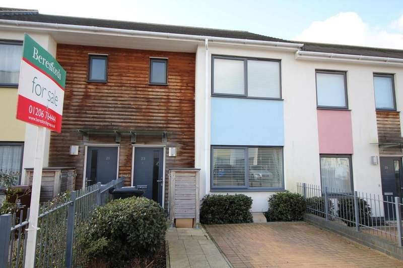 3 Bedrooms Terraced House for sale in Kettle Street, Colchester, Essex, CO4