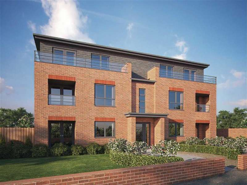 2 Bedrooms Flat for sale in Sun Lane, Harpenden, Hertfordshire