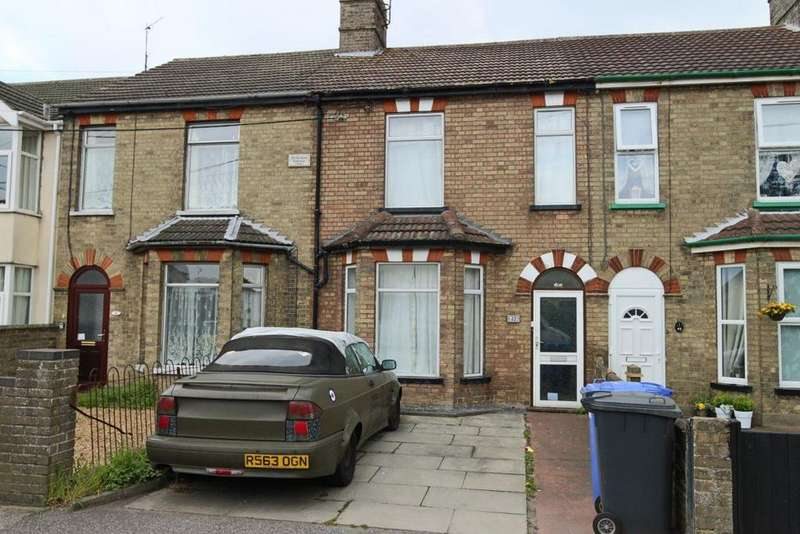 3 Bedrooms House for rent in Long Road, Lowestoft NR33 9DQ
