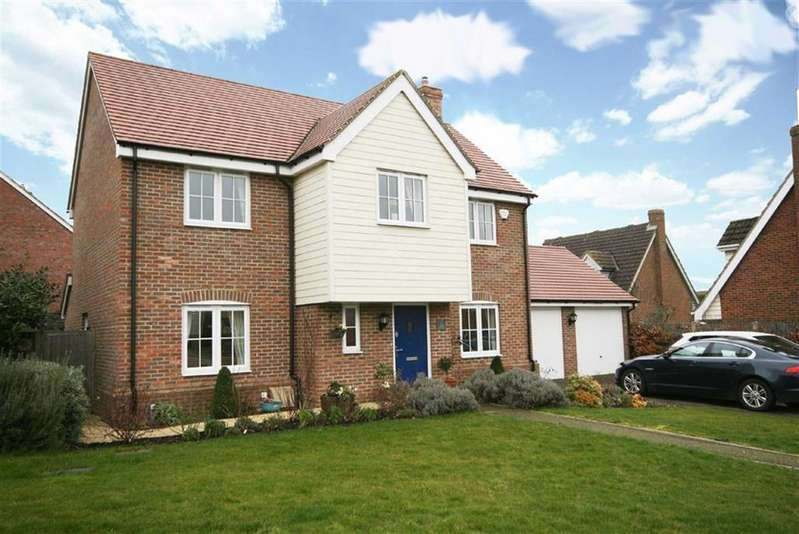 4 Bedrooms Detached House for sale in Skipps Meadow, Buntingford