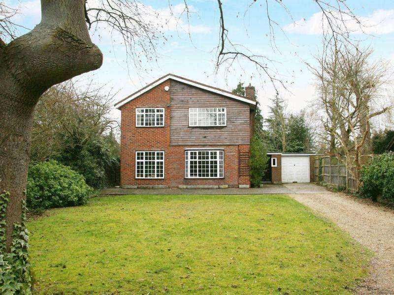 4 Bedrooms Detached House for sale in Stoke Green, Stoke Poges, Buckinghamshire SL2