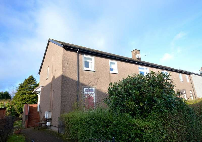 3 Bedrooms Apartment Flat for sale in Silkin Avenue, Linnvale G81 2RD