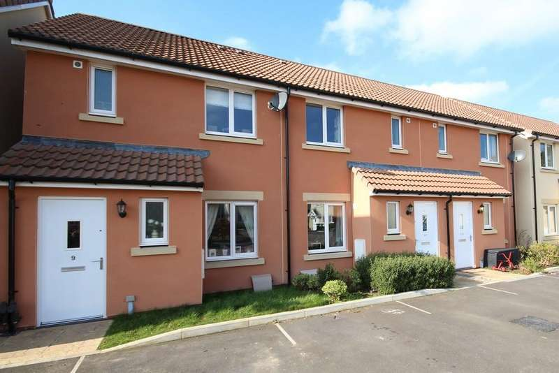 2 Bedrooms End Of Terrace House for sale in Tom Price Way, Bishop Sutton