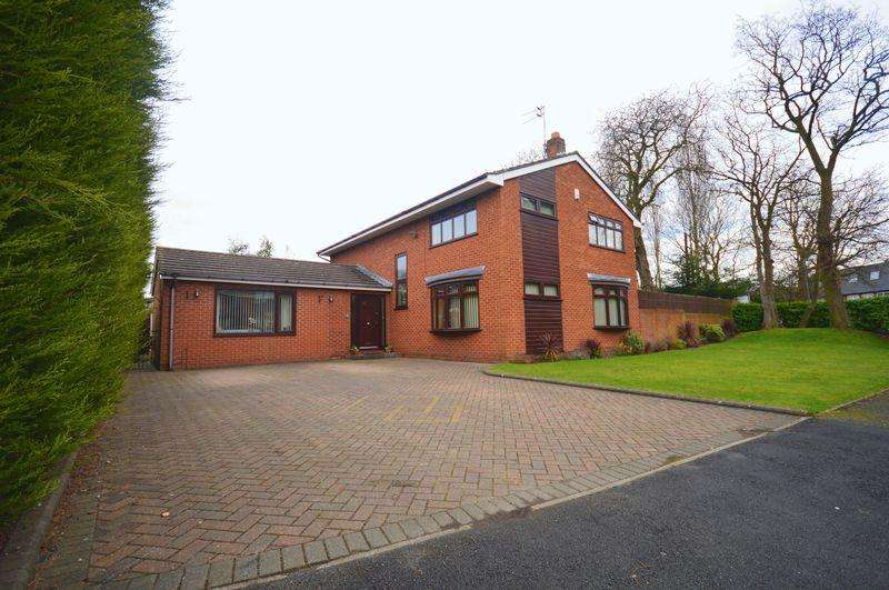 4 Bedrooms Detached House for sale in Woodlands Park, Sandfield Park
