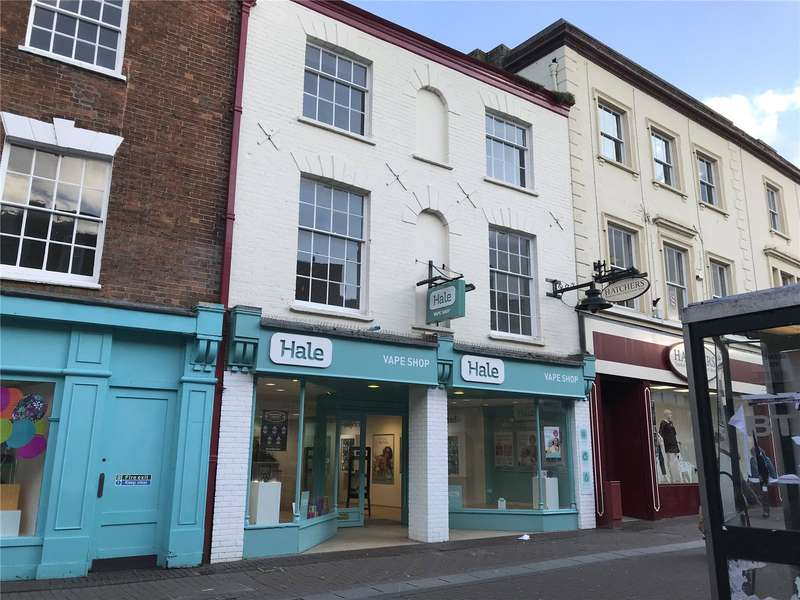 Shop Commercial for rent in High Street, Taunton, Somerset, TA1
