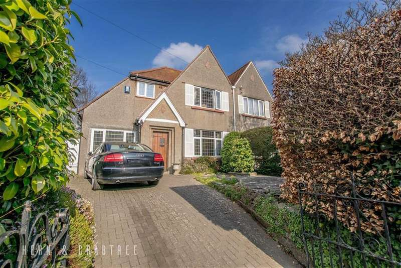 3 Bedrooms Semi Detached House for sale in Fairwater Road, Llandaff, Cardiff