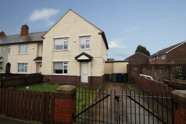3 Bedrooms Property for sale in Maxton Road, Middlesbrough, Cleveland, TS6 6LL
