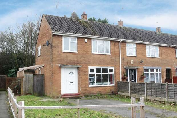 3 Bedrooms Property for sale in Glyn Avenue, Bilston, West Midlands, WV14 8NN