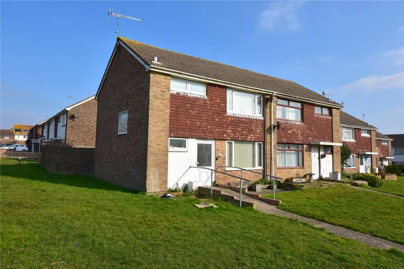 3 Bedrooms End Of Terrace House for sale in Test Road, Sompting, West Sussex, BN15