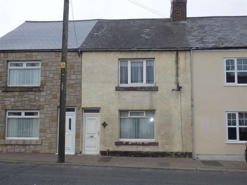 2 Bedrooms Terraced House for sale in West Terrace, Coxhoe, Durham