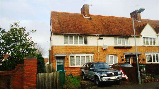 4 Bedrooms End Of Terrace House for sale in Victoria Street, Aylesbury