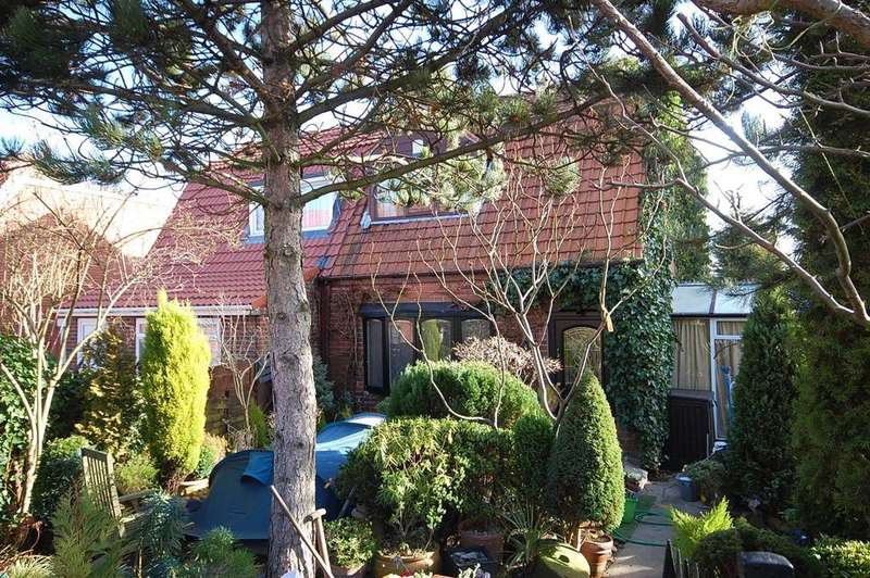 2 Bedrooms Semi Detached Bungalow for sale in Lobley Hill