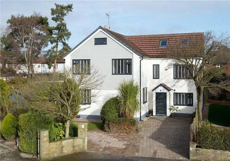 5 Bedrooms Detached House for sale in St. Winifreds Road, Harrogate, North Yorkshire