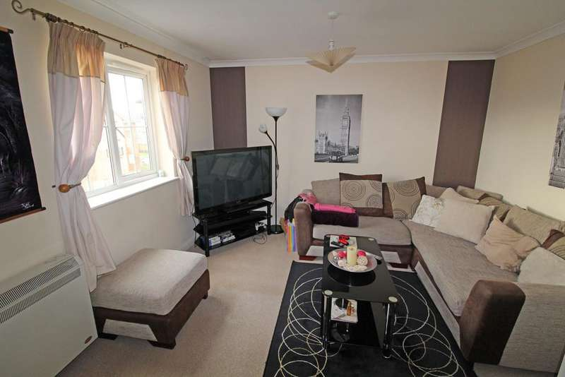 2 Bedrooms Apartment Flat for sale in Seager Drive,Windsor Quay,Cardiff