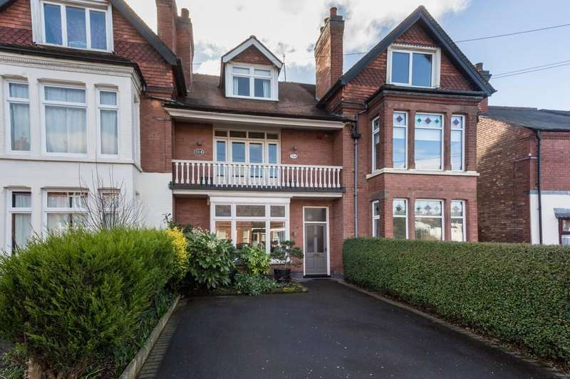 3 Bedrooms Terraced House for sale in Scalpcliffe Road, Burton-on-Trent